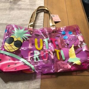 Too Faced Makeup - Too Faced tote